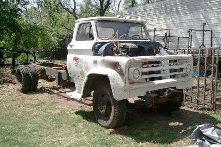 1966 Chevy L60